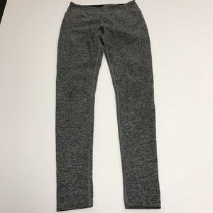 Beyond Yoga Gray Work Out Athletic Leggings Pants